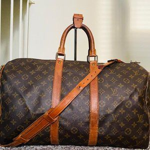 Louis Vuitton Keepall Bandouliere 45 Travel 11438